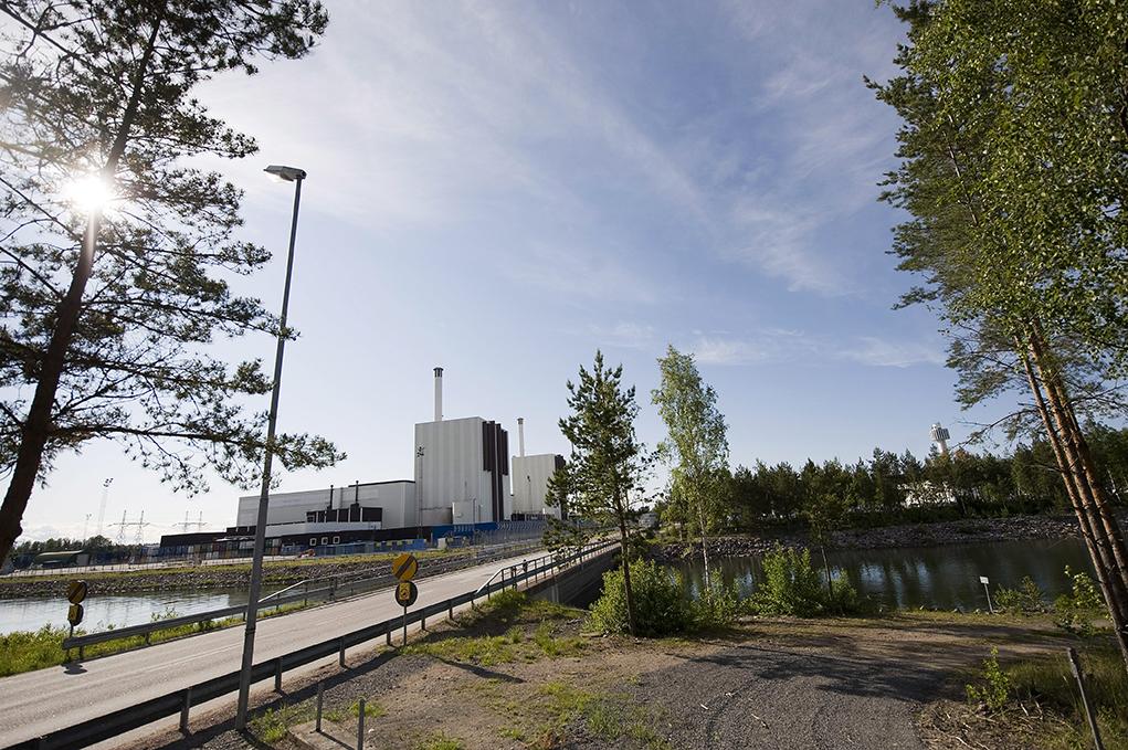 Forsmarks kärnkraftverk_Foto-Fredrik-Sandberg-TT