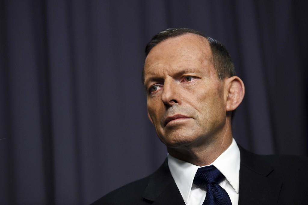 När Australiens premiärminister Tony Abbott skulle presentera klimatmålen var förväntningarna låga. I somras rev regeringen upp lagen om skatt på utsläpp och trots ett stort intresse för förnybart hos befolkningen fortsätter satsningarna på kol. Foto: TT