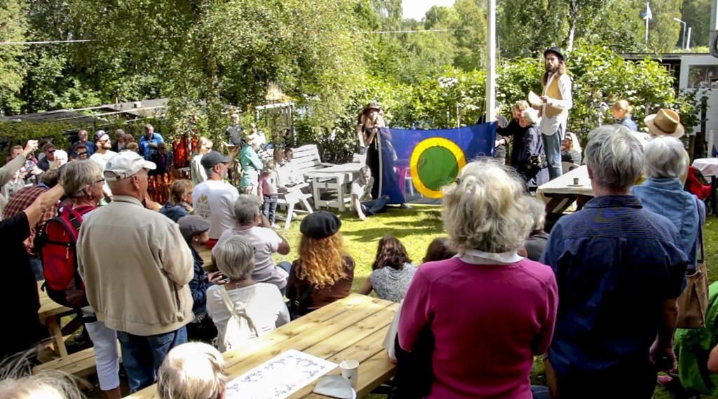 I flera år har kampen för att bevara Sjöbergen pågått. Foto: Theo Door