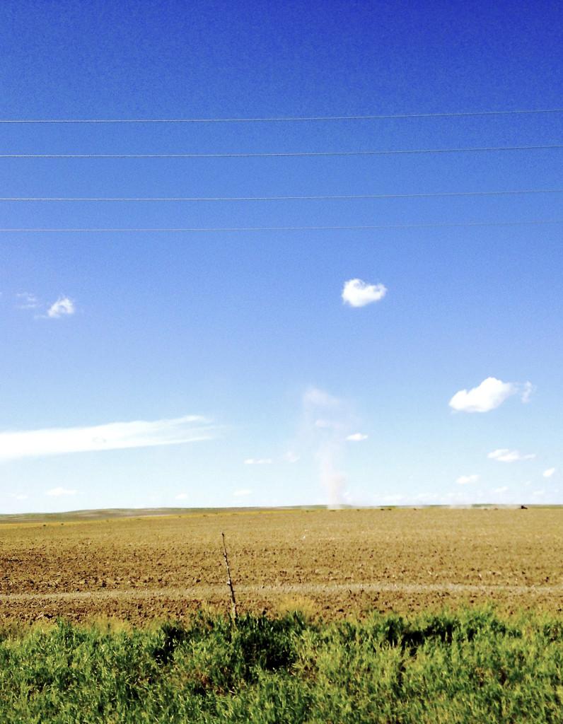 Majsfälten är en viktig del av Nebraskas ekonomi. Foto: Klas Lundström