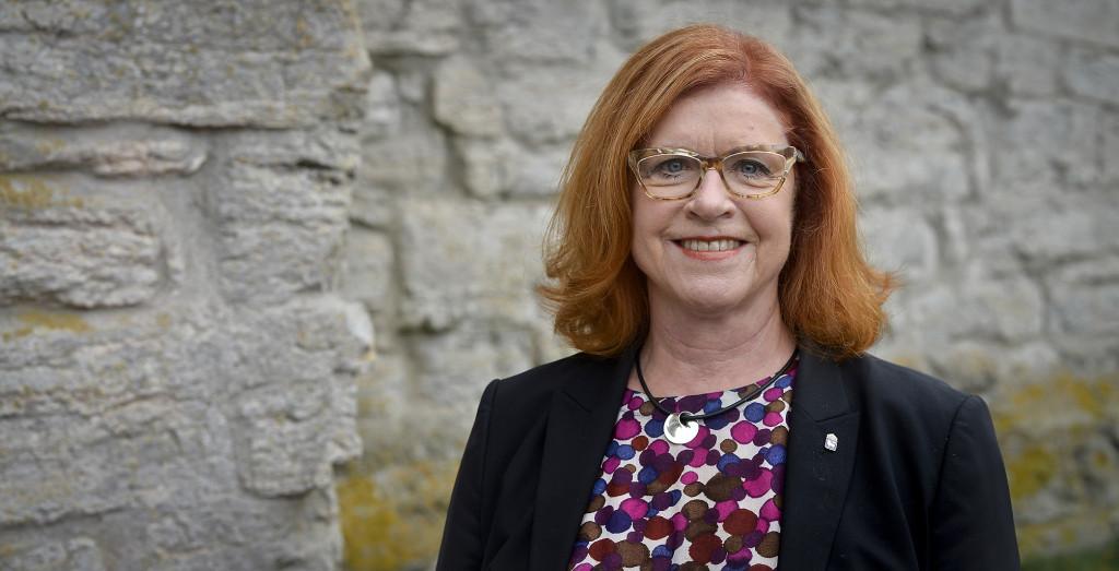Cecilia Schelin Seidegård, landshövding i Gotlands län, har utrett jämställdhetens utveckling i Sverige. Foto: Länsstyrelsen i Gotlands län