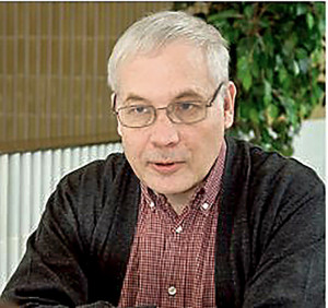 Pertti Honkanen, senior researcher på KELA.