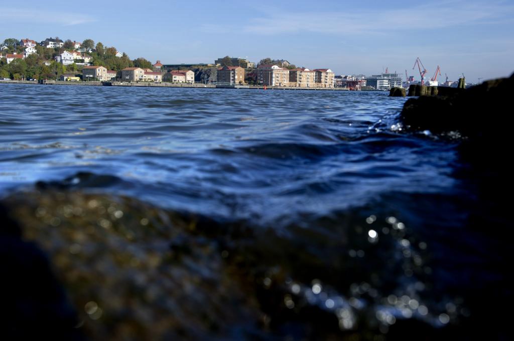 """En forskargrupp vid Högskolan i Skövde har kommit fram till att Göts älvs vattensystem är utsatt för """"oroväckande miljöpåverkan"""". Foto: Adam Ihse/TT."""