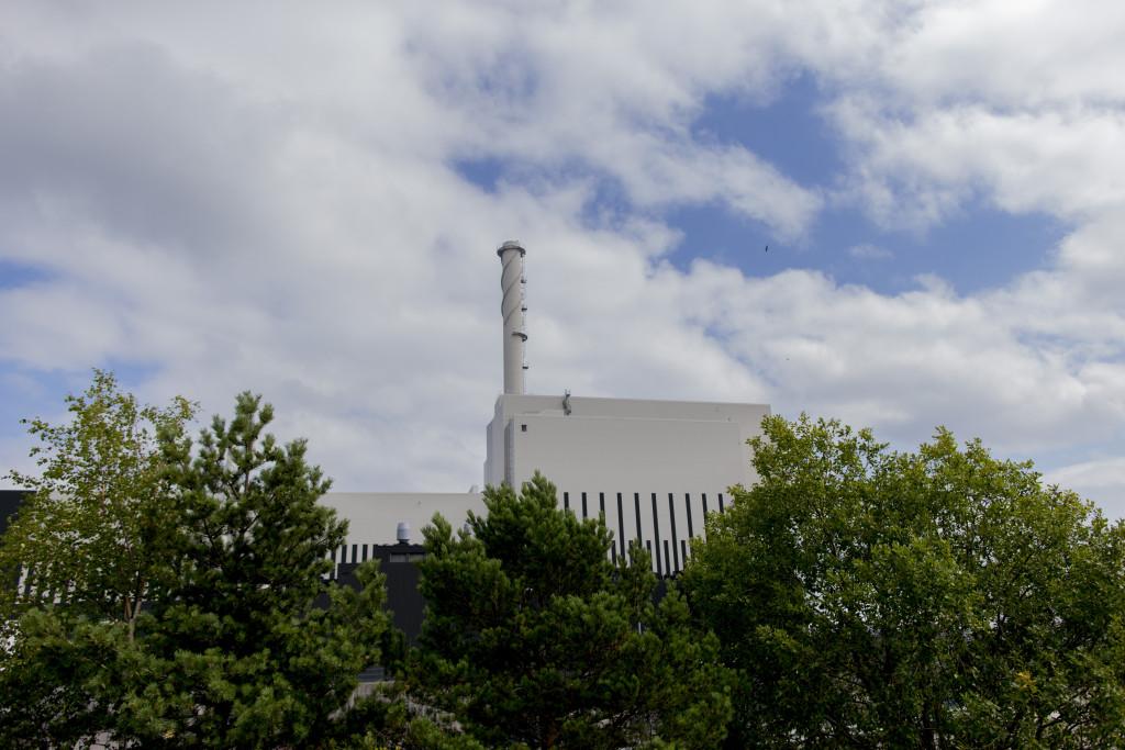 Kärnkraftverket O3:an på Simpevarpshalvön utanför Oskarshamn. Foto: Adam Ihse/TT.