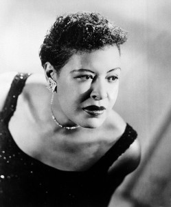 Billie Holiday. Foto: AP Photo/FILE/TT.