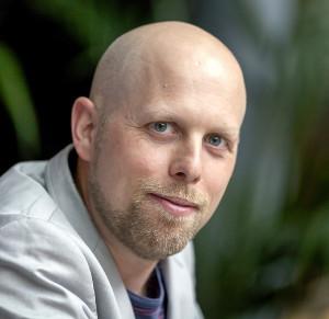 Fredrik Hedenus, forskare på Chalmers. Foto: Jan-Olof Yxell.