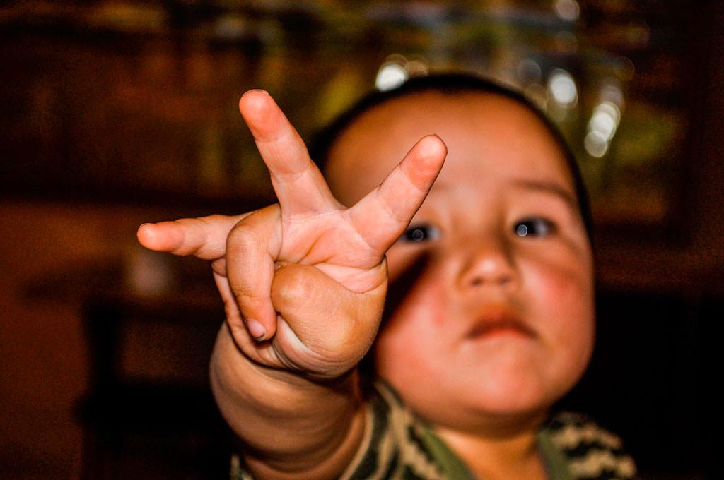 Flertalet fingrar eller ett flertal? Det beror på. Foto: Morguefile.