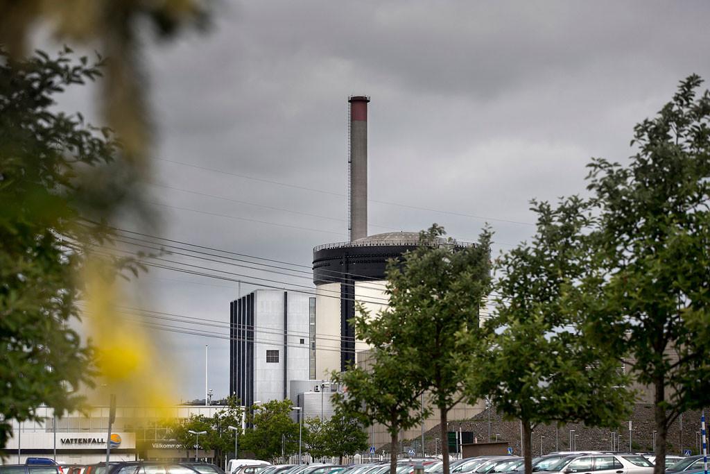 Veckans händelse är inte den första incidenten på kärnkraftverket Ringhals. Bilden är från 2013 då varm olja läckte ut och en mindre brand uppstod. Av mer allvarlig karaktär var den explosionsartade brand som för tio år sedan stoppade reaktor 3. Foto : Björn Larsson Rosvall/TT.