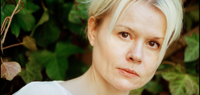 Mare Kandre dog 2005, endast 42 år gammal. Hon blev känd som författare men nu ges även hennes tidigare verk i form av tecknade serier och musik ut i samlad form. Foto: Fredrik Persson/TT.